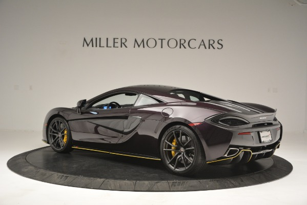 Used 2018 McLaren 570S for sale Sold at McLaren Greenwich in Greenwich CT 06830 4