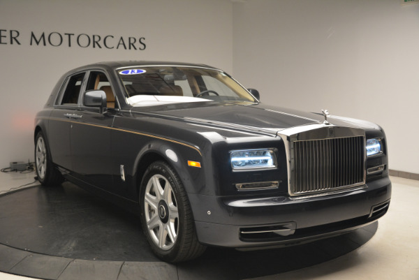 Used 2013 Rolls-Royce Phantom for sale Sold at McLaren Greenwich in Greenwich CT 06830 2