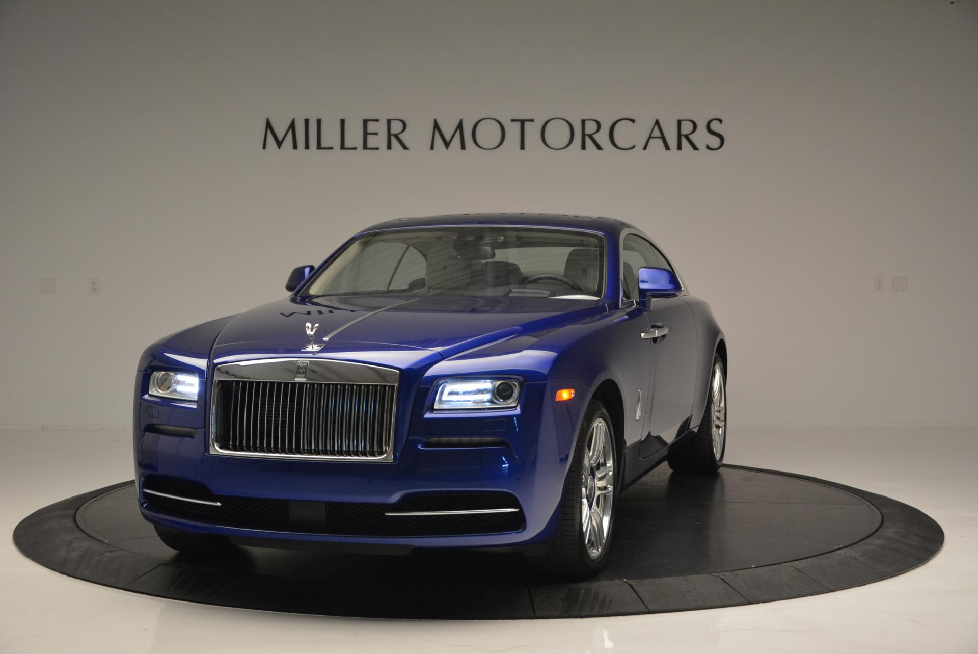New 2016 Rolls-Royce Wraith for sale Sold at McLaren Greenwich in Greenwich CT 06830 1