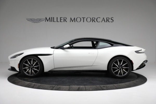 New 2018 Aston Martin DB11 V8 Coupe for sale Sold at McLaren Greenwich in Greenwich CT 06830 2