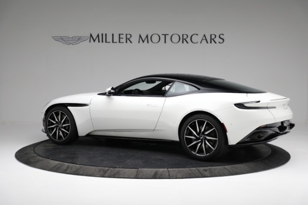 New 2018 Aston Martin DB11 V8 Coupe for sale Sold at McLaren Greenwich in Greenwich CT 06830 3