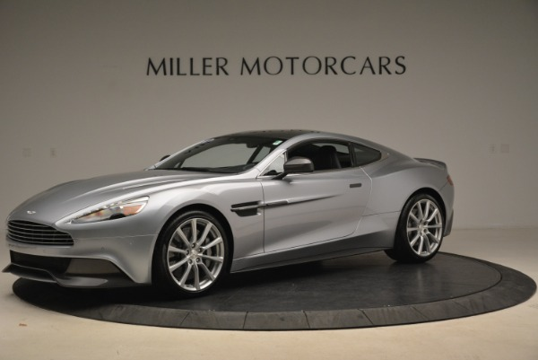 Used 2014 Aston Martin Vanquish for sale Sold at McLaren Greenwich in Greenwich CT 06830 2