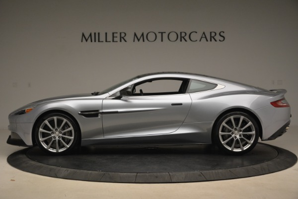 Used 2014 Aston Martin Vanquish for sale Sold at McLaren Greenwich in Greenwich CT 06830 3