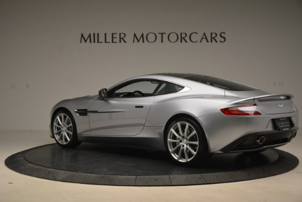 Used 2014 Aston Martin Vanquish for sale Sold at McLaren Greenwich in Greenwich CT 06830 4