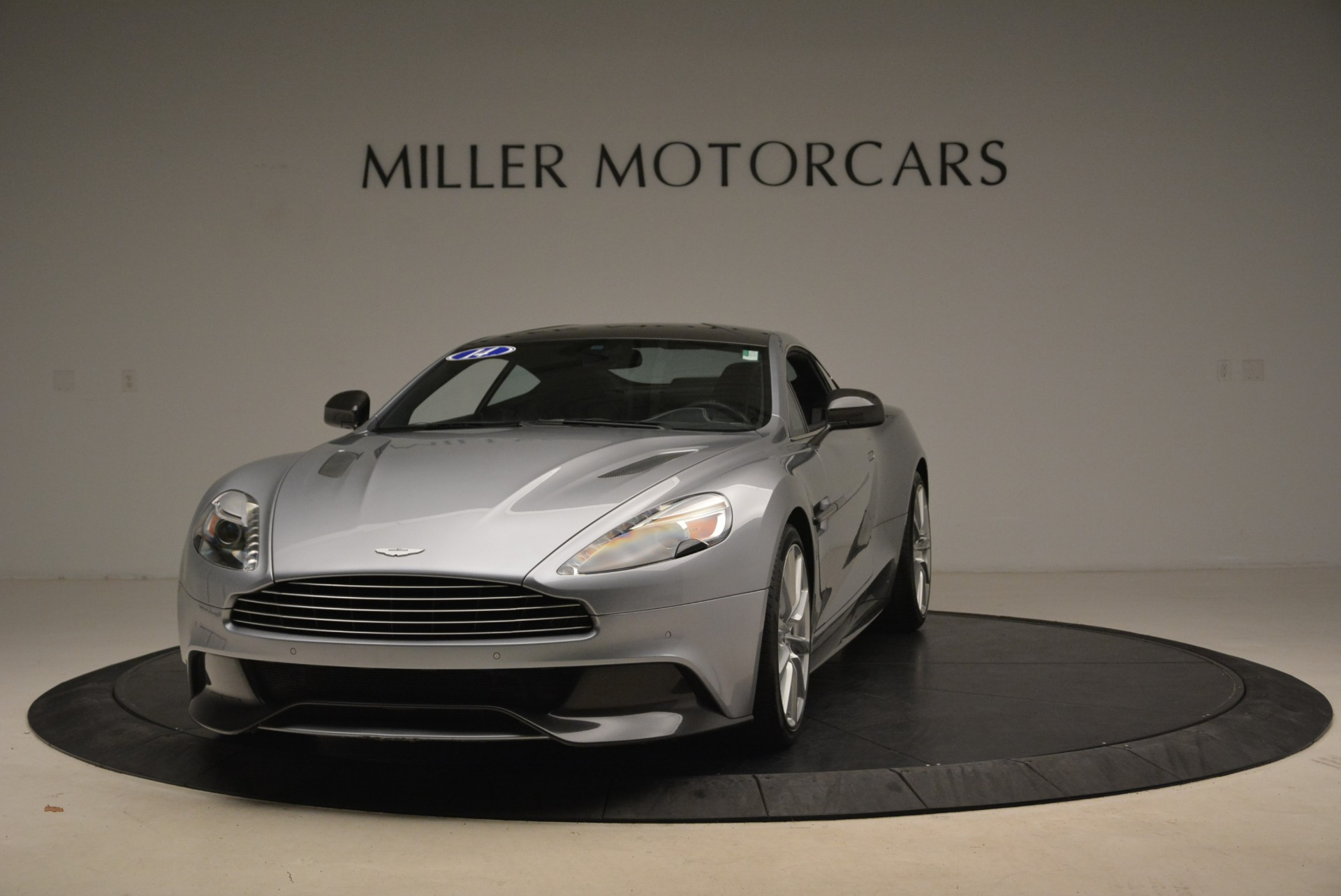 Used 2014 Aston Martin Vanquish for sale Sold at McLaren Greenwich in Greenwich CT 06830 1