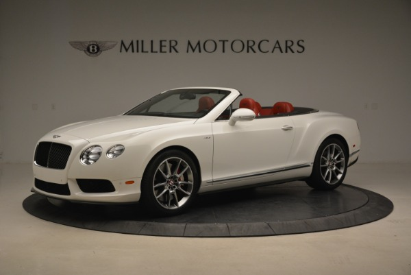 Used 2015 Bentley Continental GT V8 S for sale Sold at McLaren Greenwich in Greenwich CT 06830 2