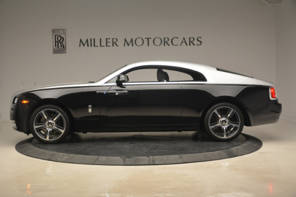 Used 2014 Rolls-Royce Wraith for sale Sold at McLaren Greenwich in Greenwich CT 06830 3