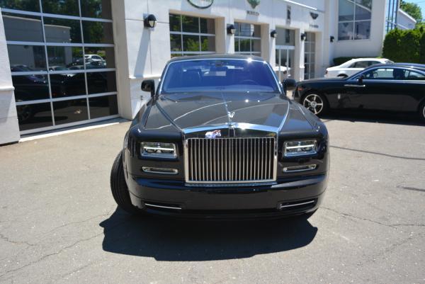 New 2016 Rolls-Royce Phantom for sale Sold at McLaren Greenwich in Greenwich CT 06830 2