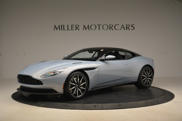 New 2018 Aston Martin DB11 V12 for sale Sold at McLaren Greenwich in Greenwich CT 06830 2
