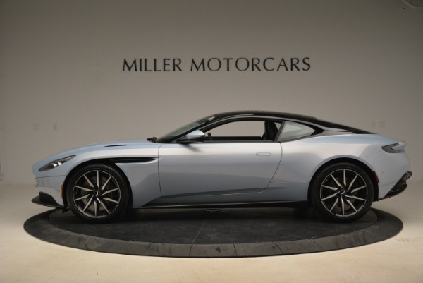 New 2018 Aston Martin DB11 V12 for sale Sold at McLaren Greenwich in Greenwich CT 06830 3