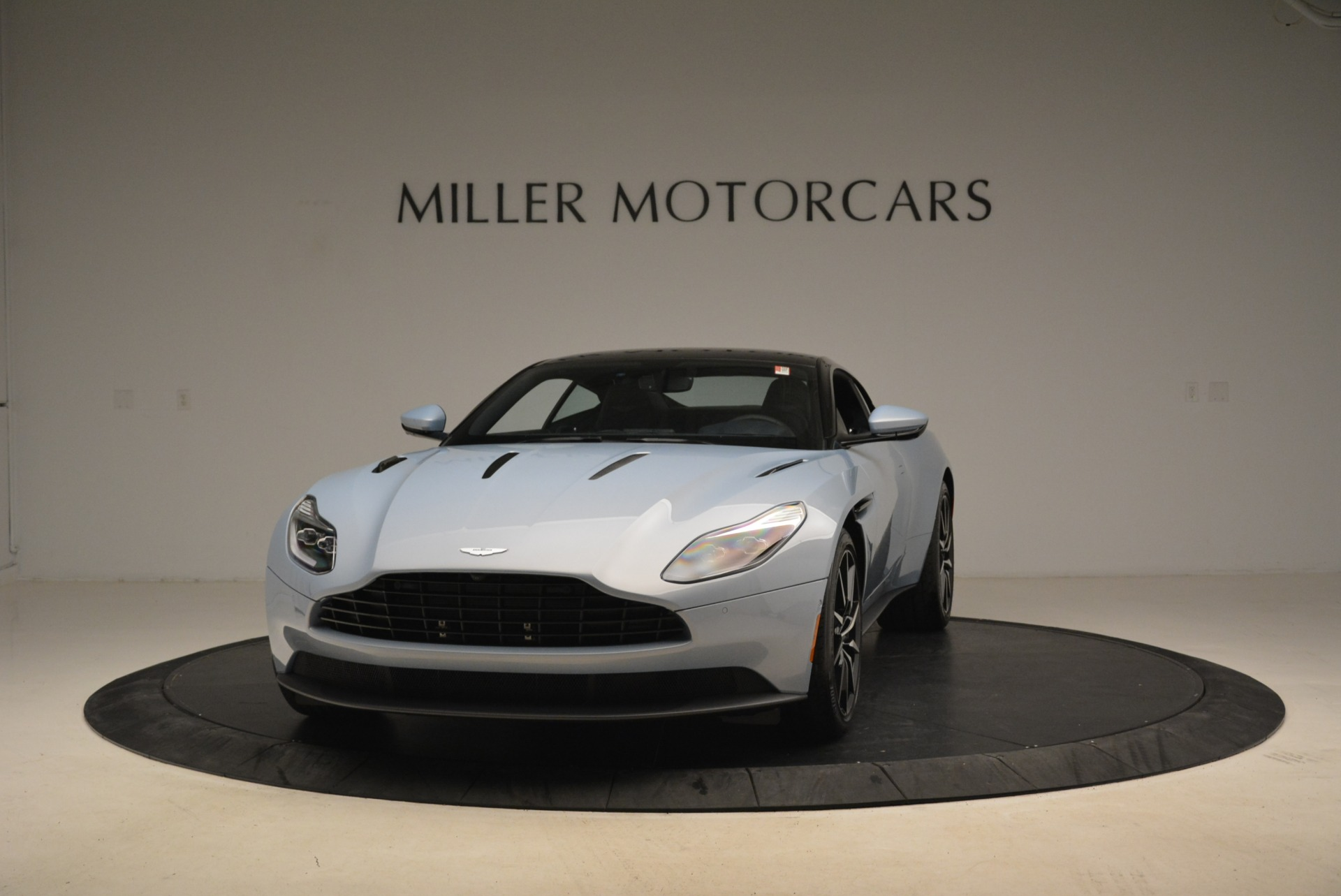 New 2018 Aston Martin DB11 V12 for sale Sold at McLaren Greenwich in Greenwich CT 06830 1