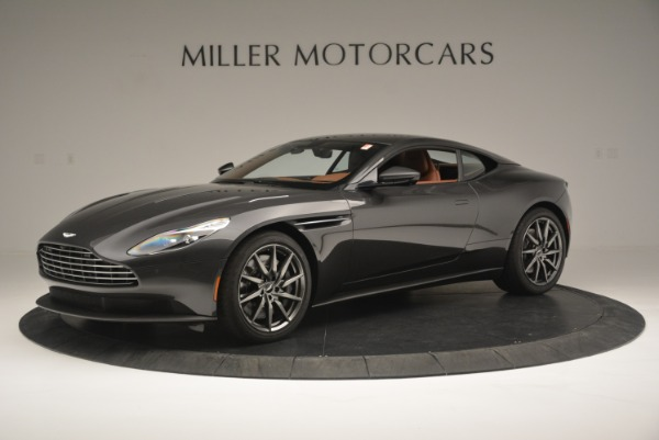 Used 2018 Aston Martin DB11 V12 for sale $164,990 at McLaren Greenwich in Greenwich CT 06830 2
