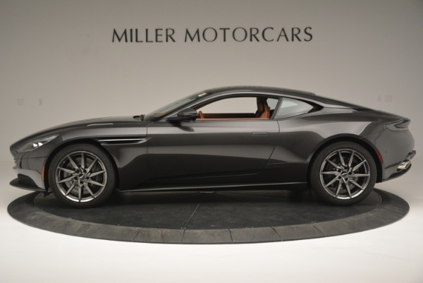New 2018 Aston Martin DB11 V12 Coupe for sale Sold at McLaren Greenwich in Greenwich CT 06830 3