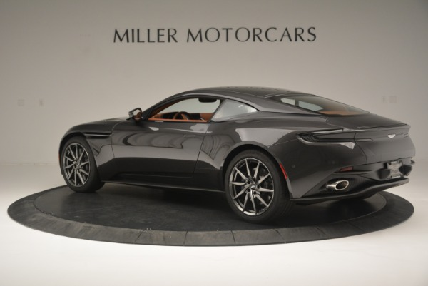 Used 2018 Aston Martin DB11 V12 for sale $164,990 at McLaren Greenwich in Greenwich CT 06830 4