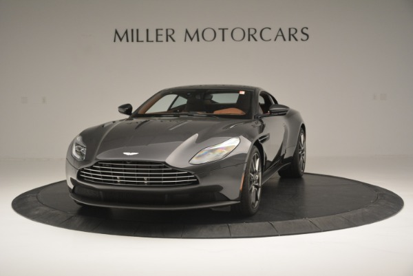 Used 2018 Aston Martin DB11 V12 for sale $164,990 at McLaren Greenwich in Greenwich CT 06830 1