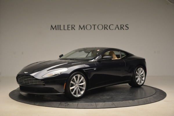 New 2018 Aston Martin DB11 V12 Coupe for sale Sold at McLaren Greenwich in Greenwich CT 06830 2