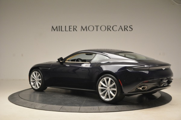 New 2018 Aston Martin DB11 V12 Coupe for sale Sold at McLaren Greenwich in Greenwich CT 06830 4