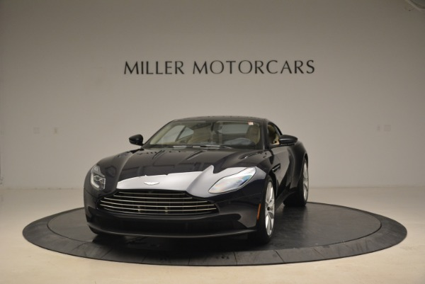 New 2018 Aston Martin DB11 V12 Coupe for sale Sold at McLaren Greenwich in Greenwich CT 06830 1