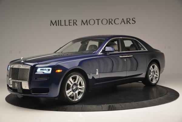 New 2016 Rolls-Royce Ghost Series II for sale Sold at McLaren Greenwich in Greenwich CT 06830 2
