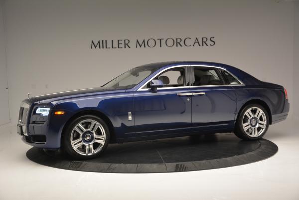 New 2016 Rolls-Royce Ghost Series II for sale Sold at McLaren Greenwich in Greenwich CT 06830 3