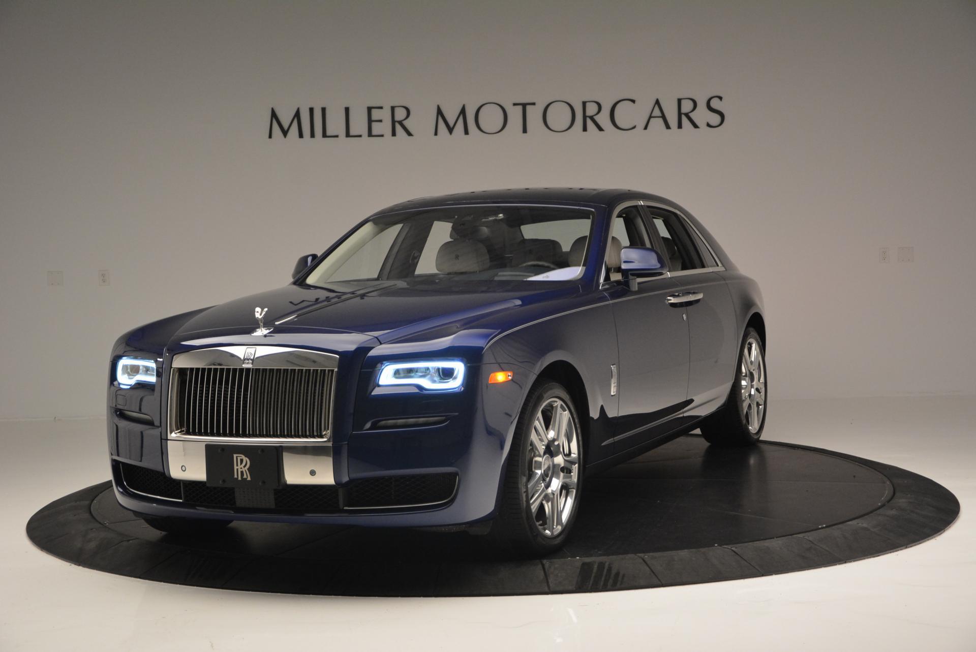 New 2016 Rolls-Royce Ghost Series II for sale Sold at McLaren Greenwich in Greenwich CT 06830 1