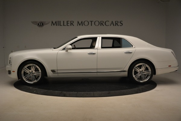 Used 2013 Bentley Mulsanne for sale Sold at McLaren Greenwich in Greenwich CT 06830 2