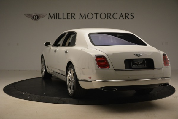 Used 2013 Bentley Mulsanne for sale Sold at McLaren Greenwich in Greenwich CT 06830 3