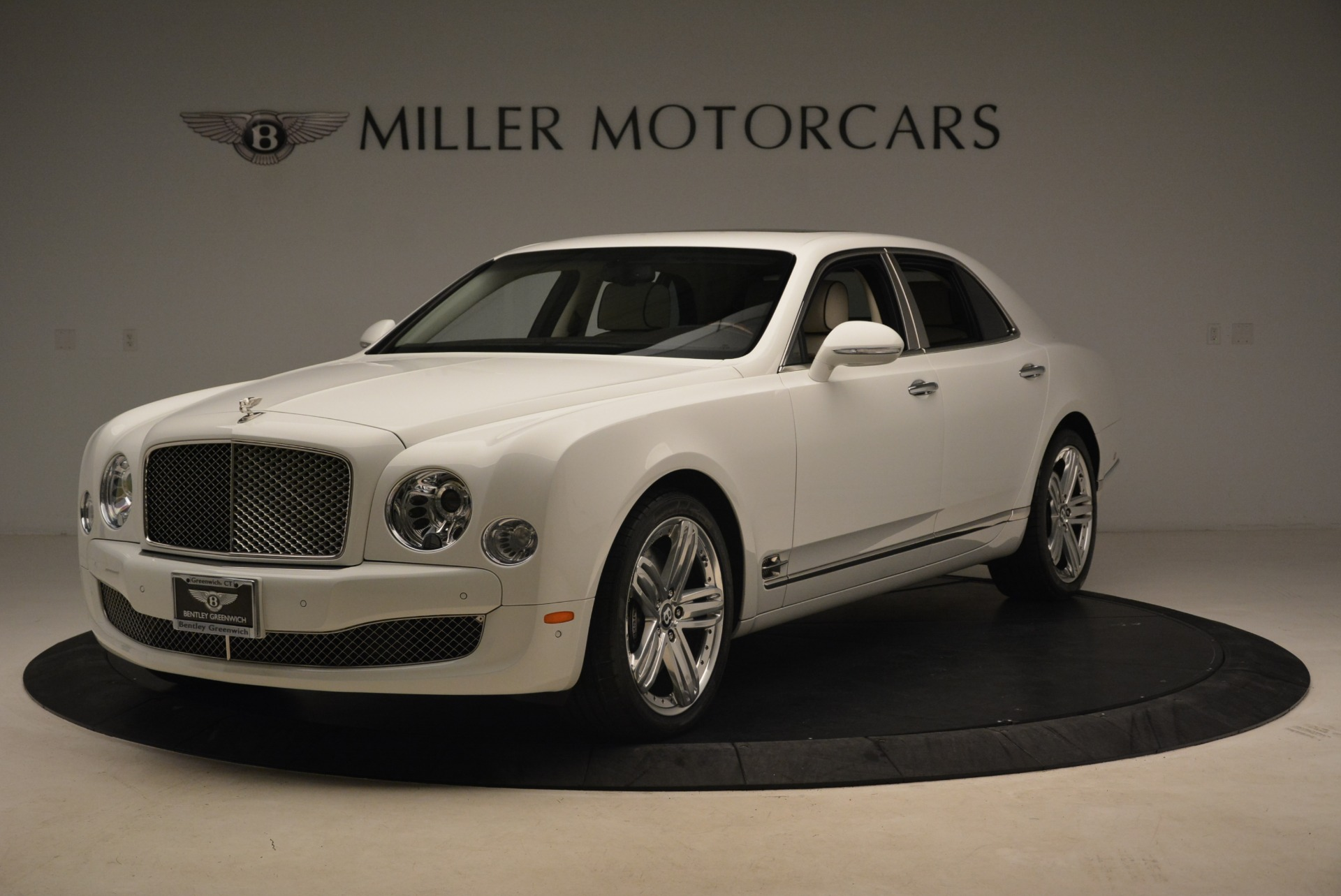 Used 2013 Bentley Mulsanne for sale Sold at McLaren Greenwich in Greenwich CT 06830 1