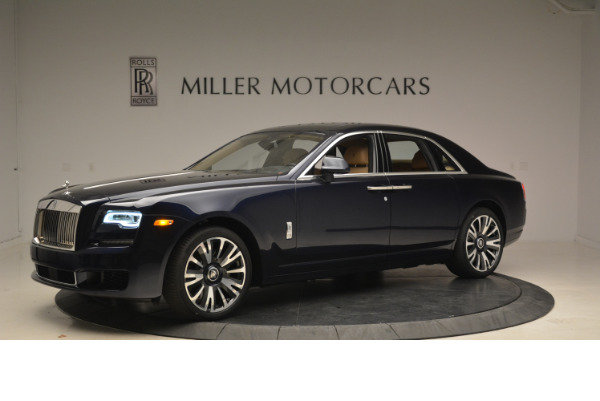 Used 2018 Rolls-Royce Ghost for sale Sold at McLaren Greenwich in Greenwich CT 06830 2
