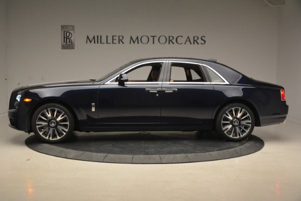 Used 2018 Rolls-Royce Ghost for sale Sold at McLaren Greenwich in Greenwich CT 06830 3