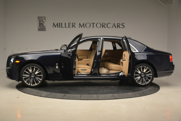 Used 2018 Rolls-Royce Ghost for sale Sold at McLaren Greenwich in Greenwich CT 06830 4