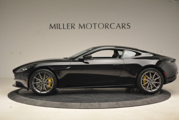 Used 2018 Aston Martin DB11 V8 Coupe for sale Sold at McLaren Greenwich in Greenwich CT 06830 3