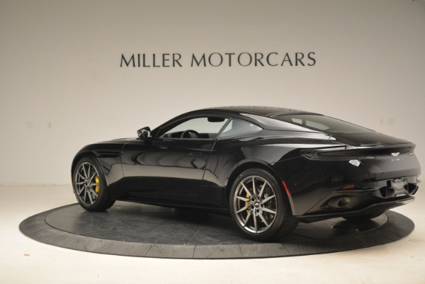 Used 2018 Aston Martin DB11 V8 Coupe for sale Sold at McLaren Greenwich in Greenwich CT 06830 4
