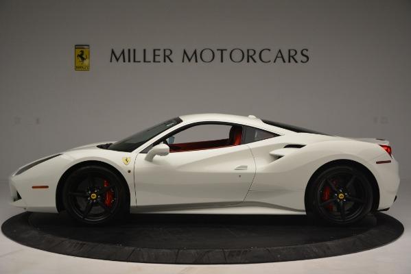 Used 2017 Ferrari 488 GTB for sale Sold at McLaren Greenwich in Greenwich CT 06830 3