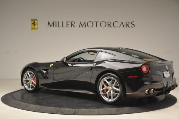 Used 2015 Ferrari F12 Berlinetta for sale Sold at McLaren Greenwich in Greenwich CT 06830 4
