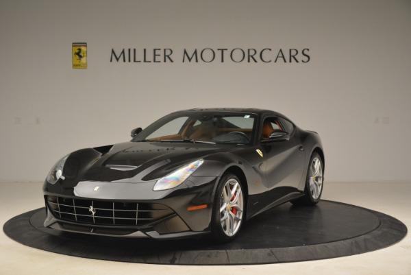 Used 2015 Ferrari F12 Berlinetta for sale Sold at McLaren Greenwich in Greenwich CT 06830 1
