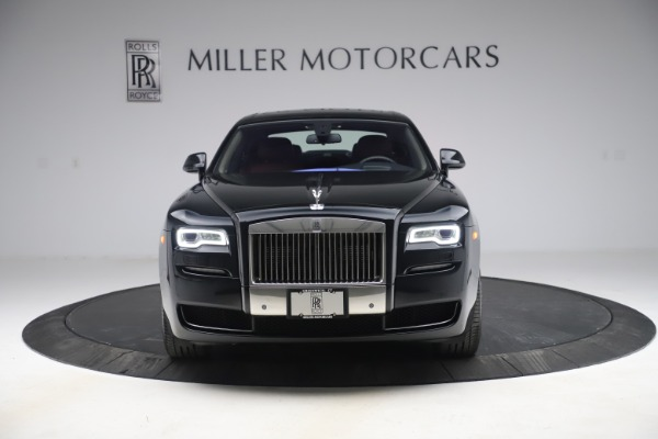 Used 2016 Rolls-Royce Ghost for sale $176,900 at McLaren Greenwich in Greenwich CT 06830 2