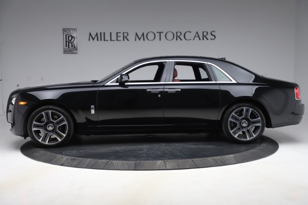 Used 2016 Rolls-Royce Ghost for sale $176,900 at McLaren Greenwich in Greenwich CT 06830 3