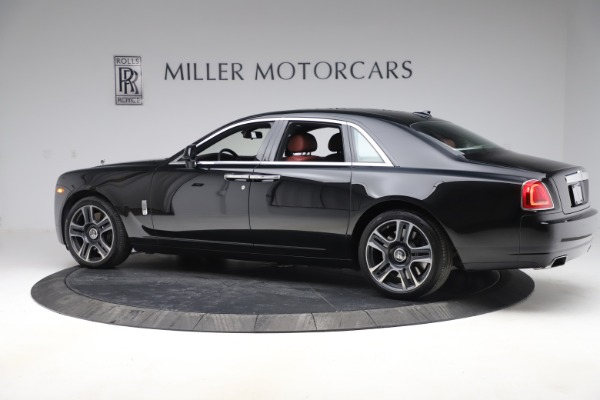 Used 2016 Rolls-Royce Ghost for sale $176,900 at McLaren Greenwich in Greenwich CT 06830 4