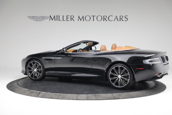 Used 2012 Aston Martin Virage Volante for sale Sold at McLaren Greenwich in Greenwich CT 06830 3