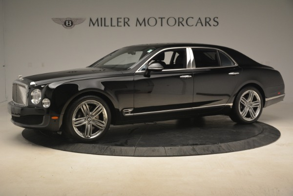 Used 2013 Bentley Mulsanne Le Mans Edition for sale Sold at McLaren Greenwich in Greenwich CT 06830 2