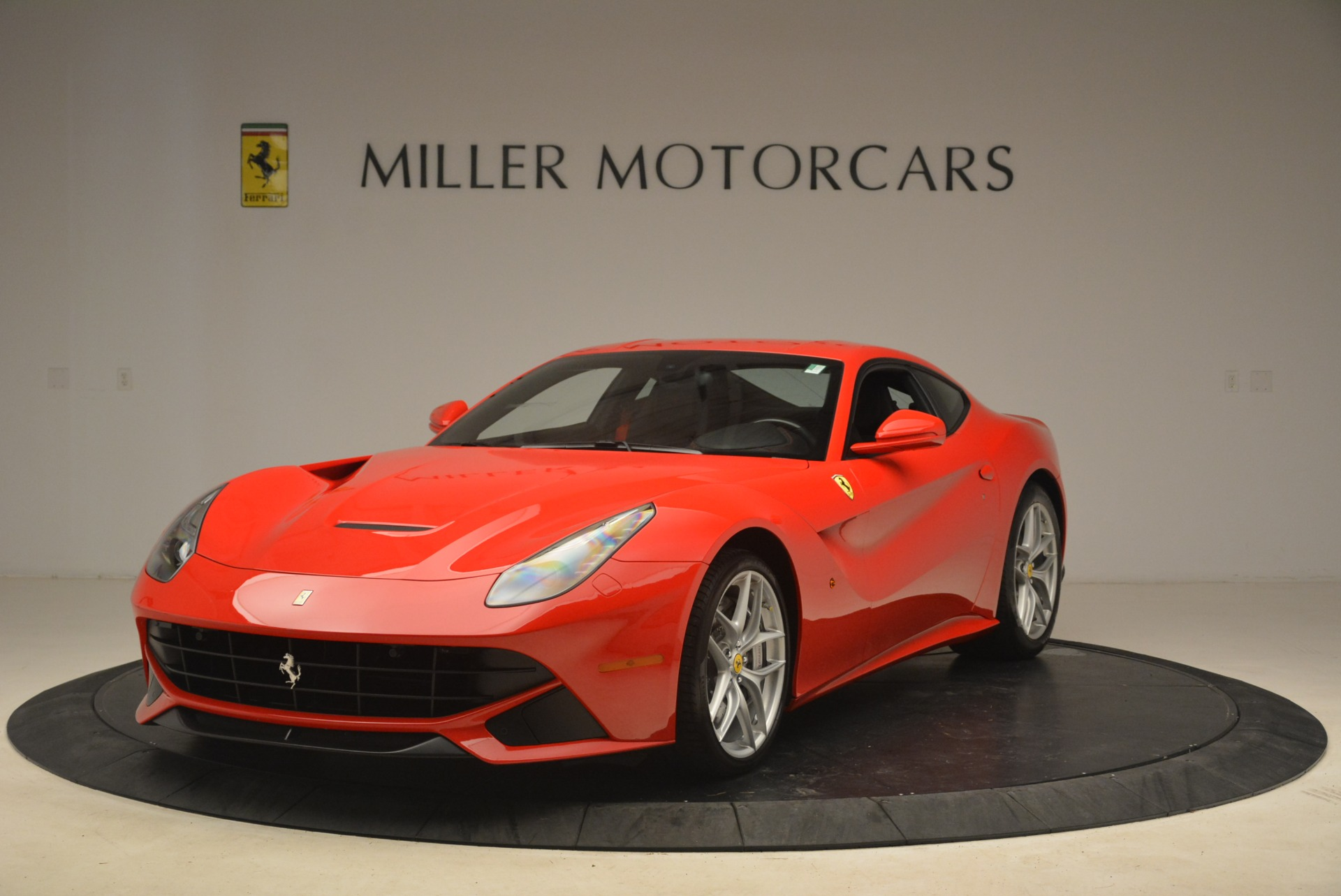 Used 2014 Ferrari F12 Berlinetta for sale Sold at McLaren Greenwich in Greenwich CT 06830 1