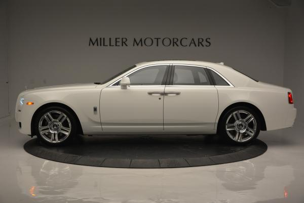 New 2016 Rolls-Royce Ghost Series II for sale Sold at McLaren Greenwich in Greenwich CT 06830 3