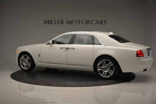New 2016 Rolls-Royce Ghost Series II for sale Sold at McLaren Greenwich in Greenwich CT 06830 4