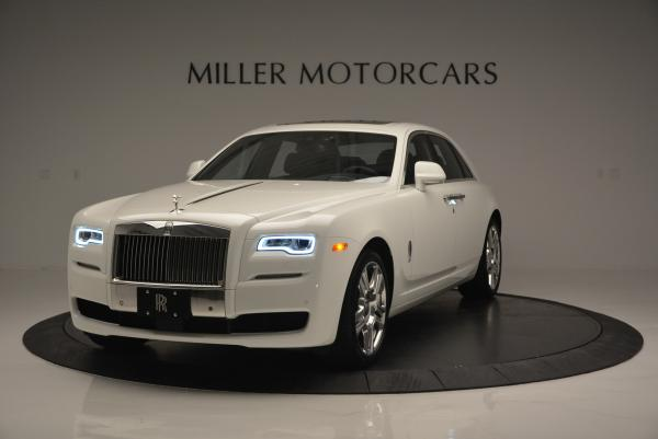 New 2016 Rolls-Royce Ghost Series II for sale Sold at McLaren Greenwich in Greenwich CT 06830 1