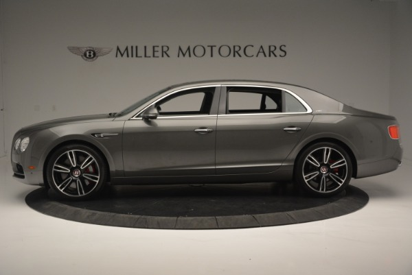 Used 2017 Bentley Flying Spur V8 S for sale $139,900 at McLaren Greenwich in Greenwich CT 06830 3