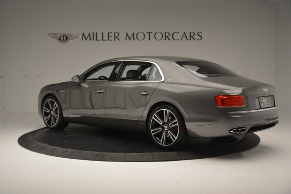 Used 2017 Bentley Flying Spur V8 S for sale $139,900 at McLaren Greenwich in Greenwich CT 06830 4