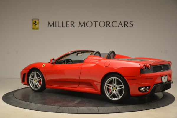 Used 2008 Ferrari F430 Spider for sale Sold at McLaren Greenwich in Greenwich CT 06830 4
