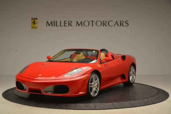 Used 2008 Ferrari F430 Spider for sale Sold at McLaren Greenwich in Greenwich CT 06830 1