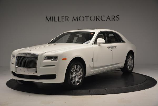 Used 2016 Rolls-Royce Ghost Series II for sale Sold at McLaren Greenwich in Greenwich CT 06830 3